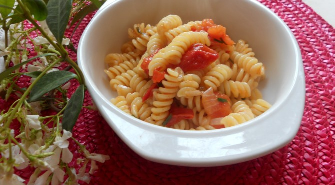 fusilli al pomodoro 001