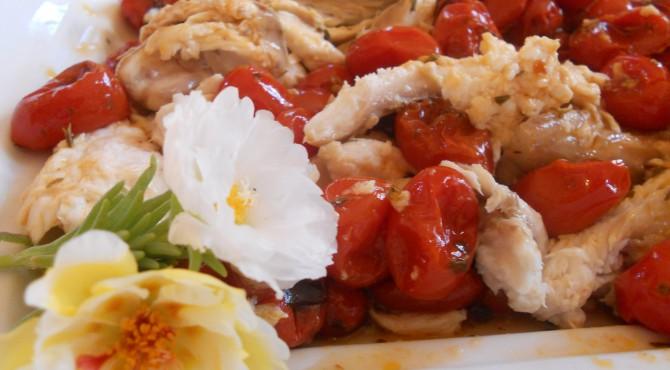 insalata di pomodori e palombo 001