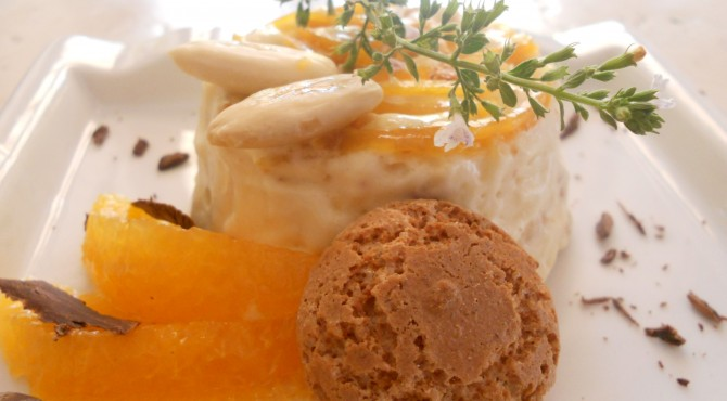 semifreddo all&#039;amaretto 001