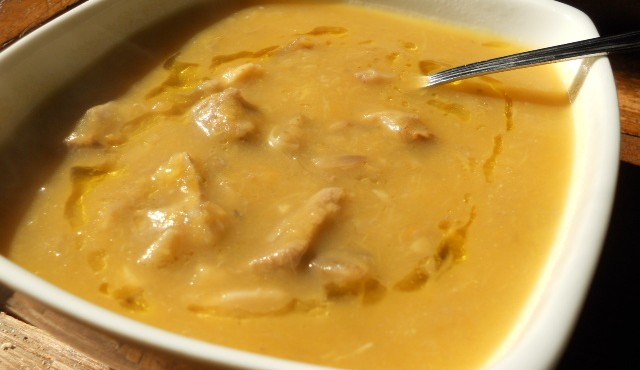 zuppa di zucca gialla 003