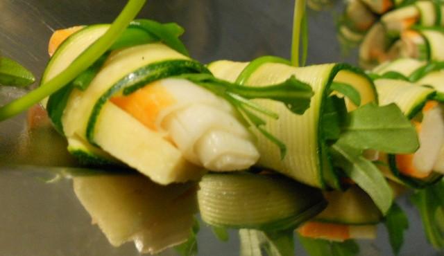 surimi e zucchine
