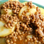 patate e lenticchie