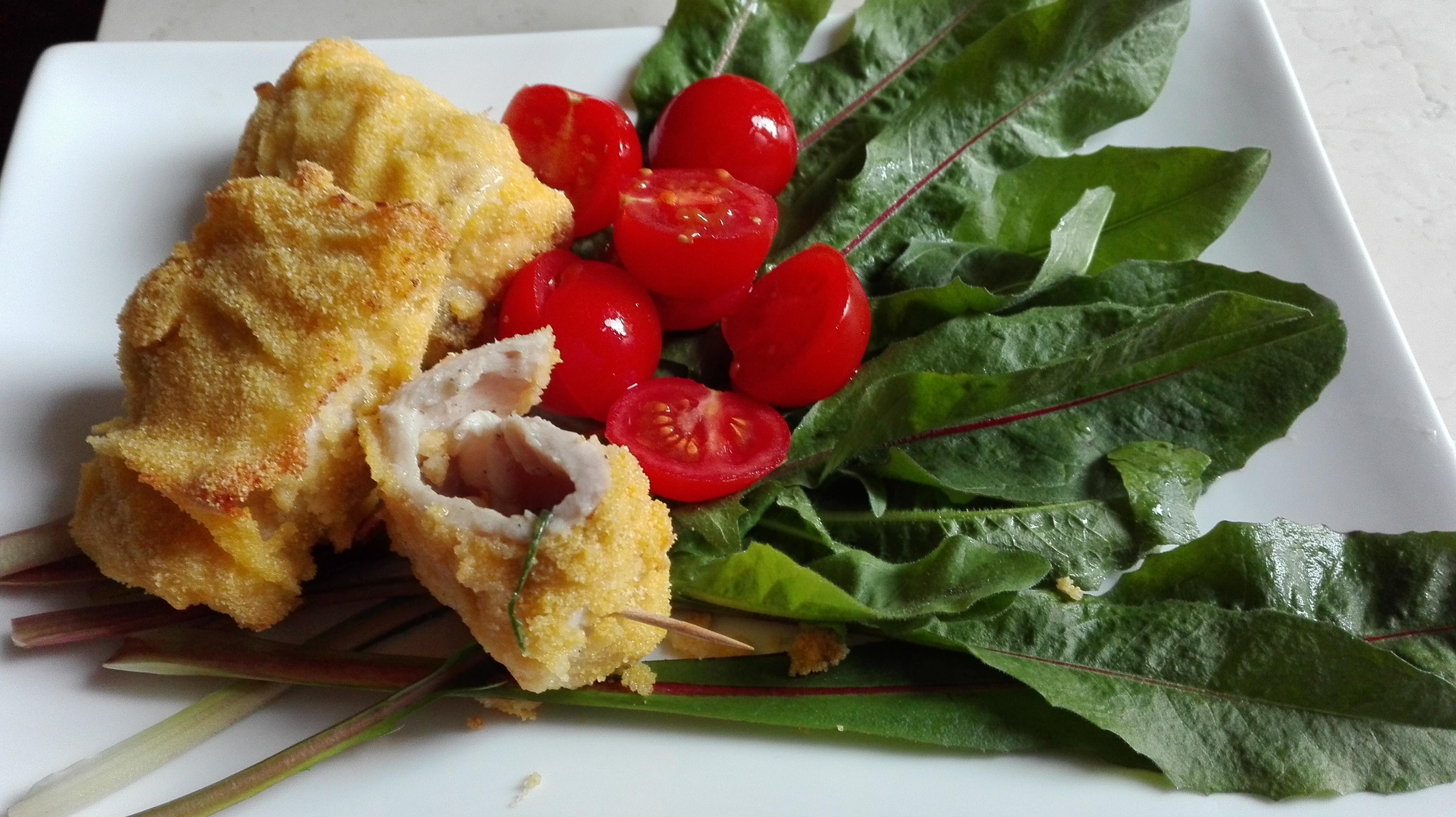 Pollo Cucina Italiana Italian Food Il Cibo Con Il Sole Dentro With The Sun Inside